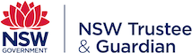 NSW Trustee logo